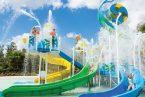 Parque aquático do The Grove Resort