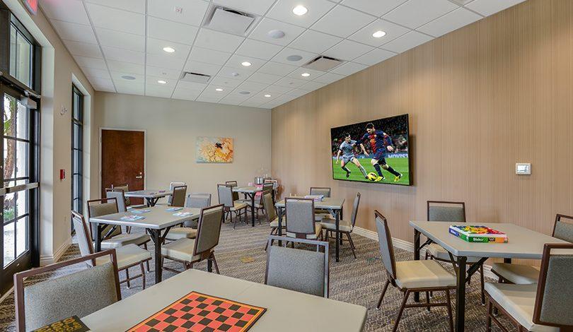 Lounge no Resort Windsor at Westside